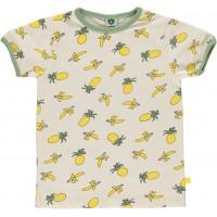 Småfolk t-shirt pineapples and bananas