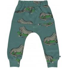 Småfolk broek iguana