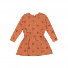 iglo+indi jurk caramel star